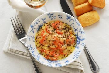Carote al gorgonzola  e cumino - Contorni Lombardia