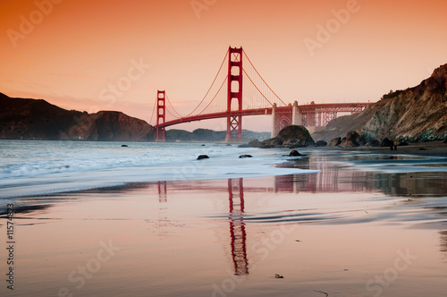 Zdjęcia na płótnie, fototapety, obrazy : Golden Gate Bridge, San Francisco