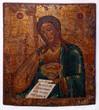 ������, ������: John The Baptist Icon