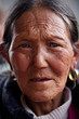 old nepalese woman