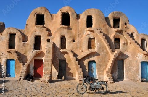 Keuken foto achterwand Tunesië Silo