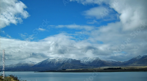 nowhere land-Lake Tekapo-four-New Zealand