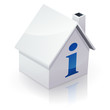 Information immobilière (reflet)