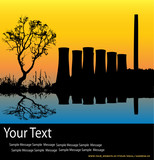 Power Station Environment poster