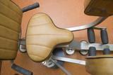 saddle of a simulator poster