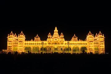 Maharaja Palace Mysore (Amba Vilas)