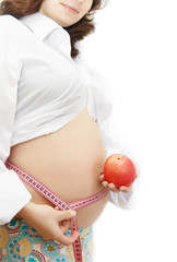 Healthy food in pregnancy