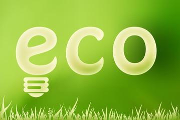 eco jaune et vert