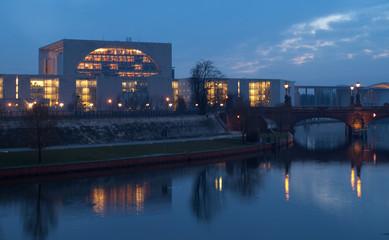 Edificios gubernamentales, Berlín