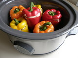 Slow cooker - Stuffed Pepper poster