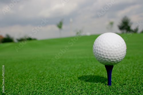 Golf ball shade Mirror