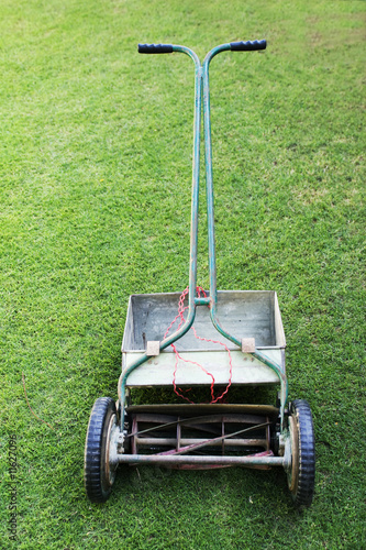 Lawn Mowers - Old And Sold Antiques Auction  Marketplace