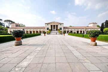 Ancient luxurious villa