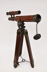 telescopio abierto