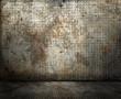 Grunge rusty interior