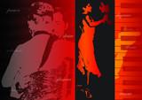 Fototapety Argentine Tango