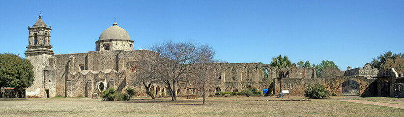 Mission San José in San Antonio Texas