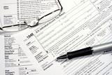 Preparing Your Tax Return poster