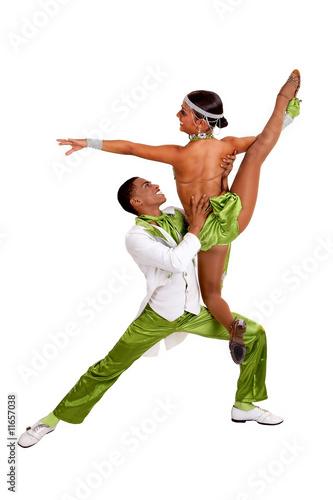 Fotobehang Dance School cumbia