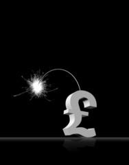 UK Pound Bomb