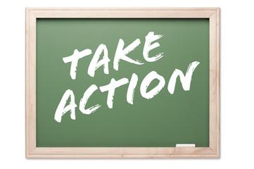 Chalkboard Series - Take Action