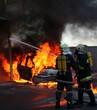 Fahrzeugbrand 4
