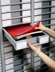 saisir un document