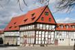 Malerisches Fachwerkhaus in Bad Gandersheim