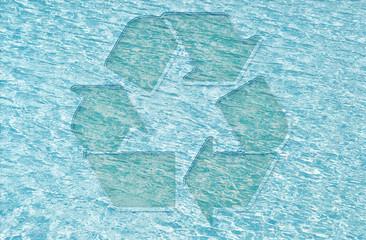 reciclar água