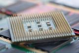 CPU macro poster