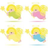 Angels flock poster