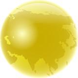 golden asia poster