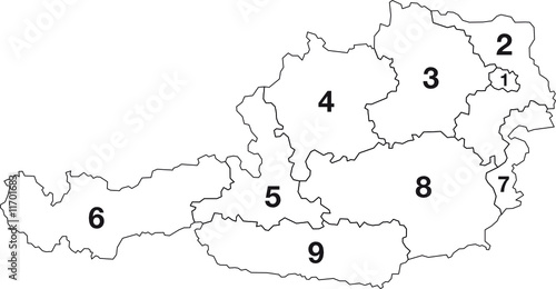 Austria_1_Outline