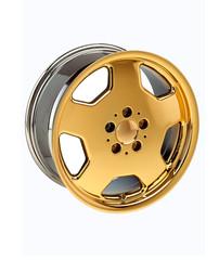 Felge Gold