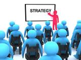Strategy seminar poster
