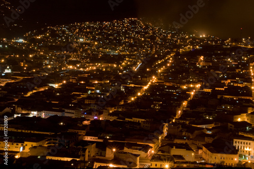 Quito Night