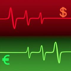 dollar, euro exchange