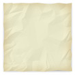 Wrinkled Paper Background 2 - Sepia