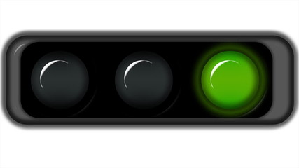 Red Amber Green Traffic Lights Dashboard