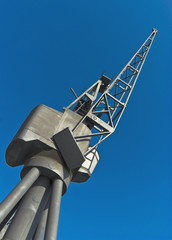 Docklands crane