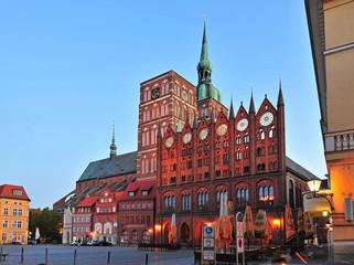 Stralsund, Rathaus