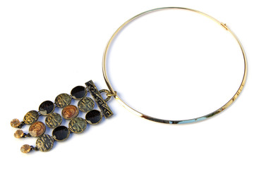 collier et pendentif