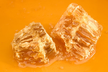 Hot Honeycomb Crumbs