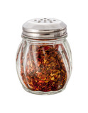 Crushed Red Pepper Shaker poster
