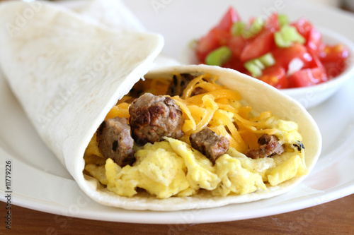 Breakfast Burrito - 11779226