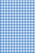 Tischdecke blue weiß kariert