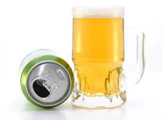 lattina di birra