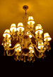 grand crystal chandelier