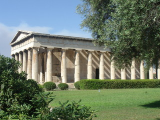 ancient greece temple