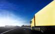 camion truck lastwagen route